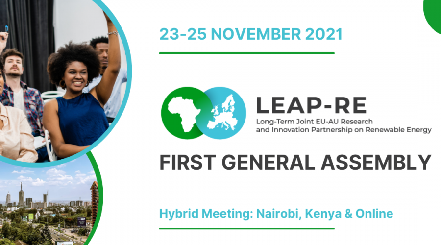 LEAP-RE General Assembly Meeting (1)